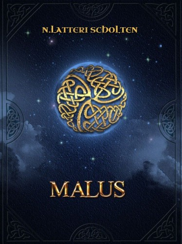 Malus, romanzo, ebook, cover, copertina, fantasy, arte digitale